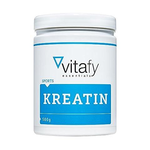 Vitafy Essentials Kreatin (500g)
