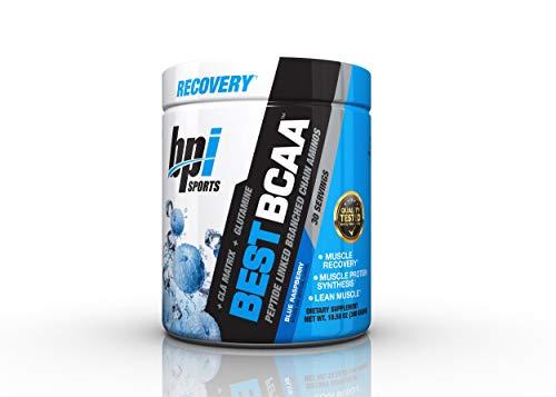 Bpi Sports Best BCAA (30 serv) Blue Raspberry, 300 g