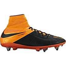 on sale baa23 dd673 Hypervenom Phantm 2 Lthr Sgpro Hommes Football-chaussures 747500-008 9 -  Noir   total