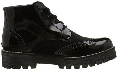 Marc Shoes Katy, Brogues femme Noir - Schwarz (Black 00154)