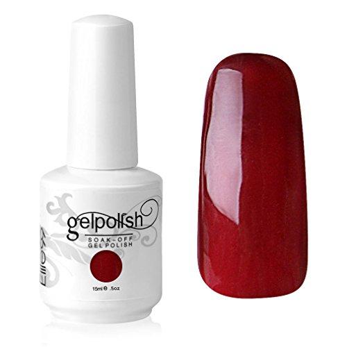 Elite99 Vernis A Ongle Gel Polish UV Nail Art Semi Permanent Manucure 15ml 1577