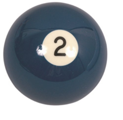 Poolball Nr.2 57,2mm 2-1/4""