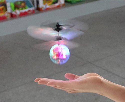 Saffire Flying Sensor Ball, Multi Color