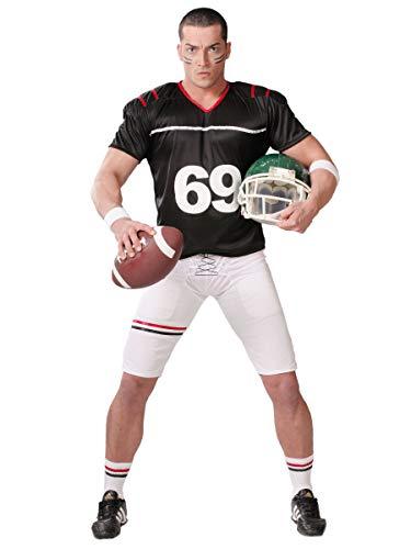 Generique - American Football Kostüm für Herren M (48-50)