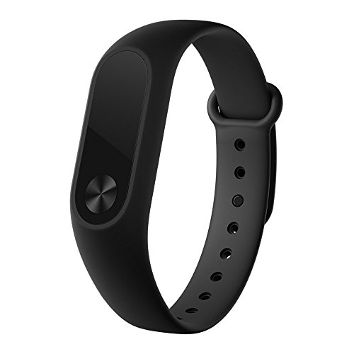 Xiaomi Mi Band 2 Smartwatch OLED Heart Rate Monitor TouchpadBluetoothAndroid 44iOS 70 Versions And Above