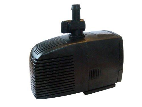 Kerry-Teichpumpe-bis-zu-1500-lh-25W-kep1500n-230V-Pumpe-Teich-Wasserspiel