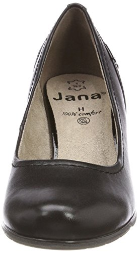 Jana Damen 22404 Pumps Schwarz (Black)