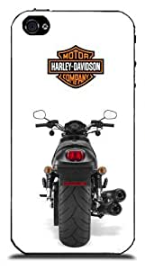 CoverMonster Harley Davidson couverture coque pour iPhone 4 4S