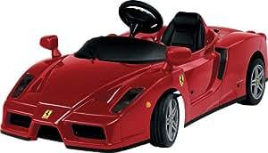 toys toys 676204 voiture lectrique ferrari enzo lectrique 12 volts jeux et. Black Bedroom Furniture Sets. Home Design Ideas