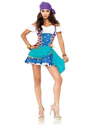 Sexy Gypsy Fortune Teller Esmeralda Princess Costume (12)