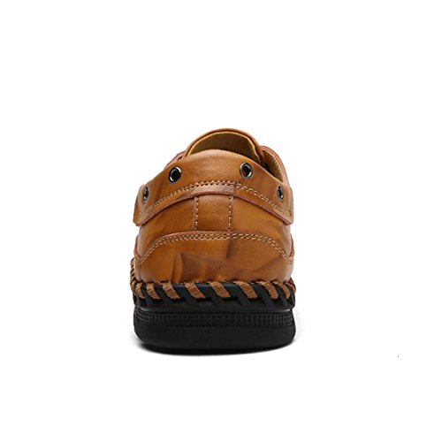 Miyoopark ,  Herren Sneaker Low-Tops Style2-Brown