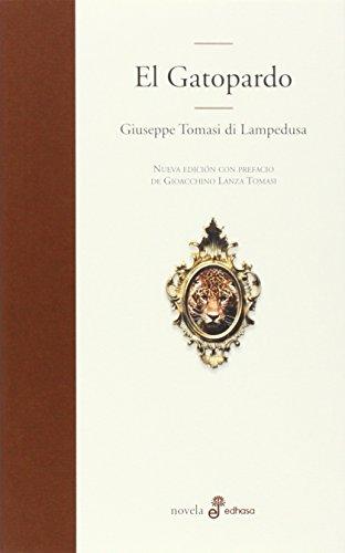 El gatopardo (Edhasa Literaria)