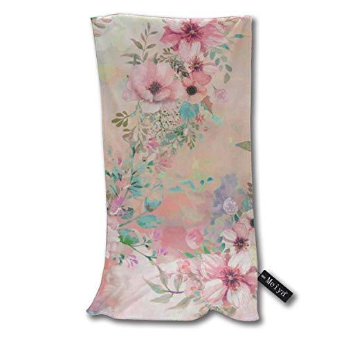 Zara-Decor Fragancias botánicas Nube Colorete, Toalla