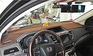 Zoomy Far: Noir: dashmats Accessoires de Style Couverture de Voiture Tableau de Bord répandrai Honda CRV CRV 2013 2014 2015 2016