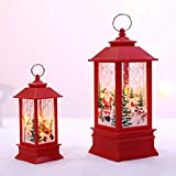 Décorations De Noël pour La Maison LED 1pcs Bougie De Noël avec LED Bougies De Lumière De Thé pour La Décoration De Noël YAHALOU