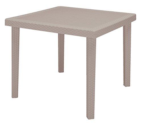 30/x 30/x 30/cm GRAND SOLEIL Grandsoleil Boheme Giglio Terrace Set divani Verde polimerico Antracite