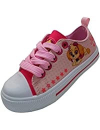 Sneakers rosa per bambina Paw patrol SabJ6CGVav
