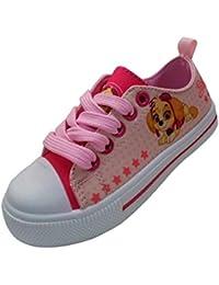 Sneakers rosa per bambina Paw patrol
