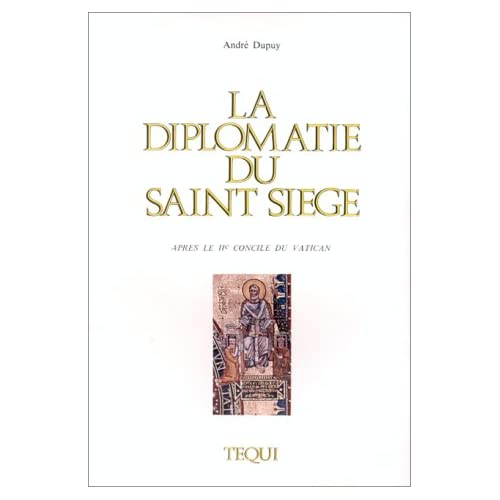 La diplomatie du Saint-Siège après le IIe concile du Vatican