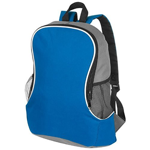 Rucksack mit Seitenfächern (blau) blau
