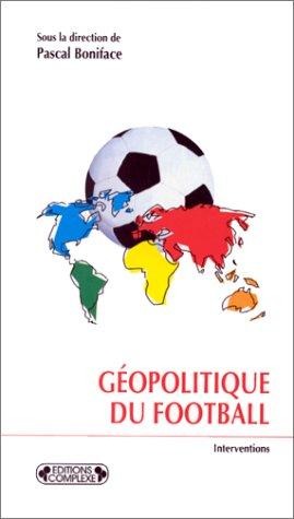 Géopolitique du football