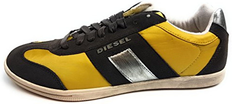 Diesel Fashion Schuhe  Sneaker Vintagy Lounge   Herren Sneakers   Y00830 P0607 H5690   Man Shoes   EU 41/8.5 M US