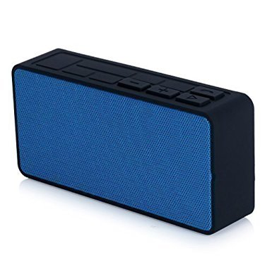 Altavoz-Bluetooth-ultrafino-Mini-Altavoz-porttil-inalmbrico-Bluetooth-sonido-potente-con-micrfono-batera-recargable-para-7-horas-de-reproduccin-para-Iphone-Samsung-Ipad-MP3-Player-Tablet-A6