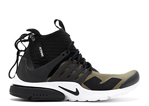 Nike  Air Presto, Baskets mode pour homme Noir