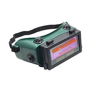 Automatikschweißfilter LCD Schweiß Brille Augenschutz,Schweiß-Zubehör Augenschutz
