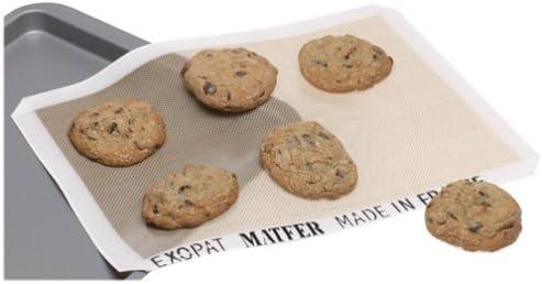 Matfer Bourgeat 321005 Exopat 11-5 8-by-16-3 8-Inch 8-Inch 8-Inch Nonstick Baking Mat by Matfer Bourgeat | Molto apprezzato e ampiamente fidato dentro e fuori  | Alta Qualità  | Per Vincere Elogio Caldo Dai Clienti  545955