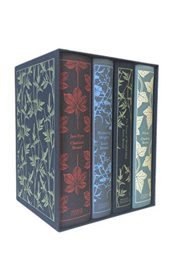 The Brontë Sisters Penguin Clothbound Classics