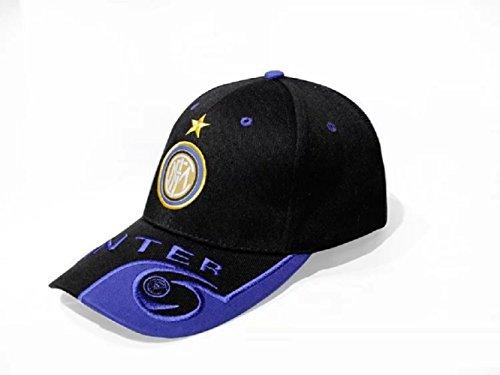 VIO Club Fußballfans Fußball Hüte Sonnenhüte,Inter Mailand,Einheitsgröße (Inter-fußball)