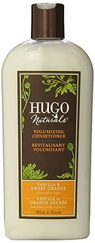 Hugo Naturals, Volumizing Conditioner, Vanilla & Sweet Orange, 12 fl oz (355 ml)