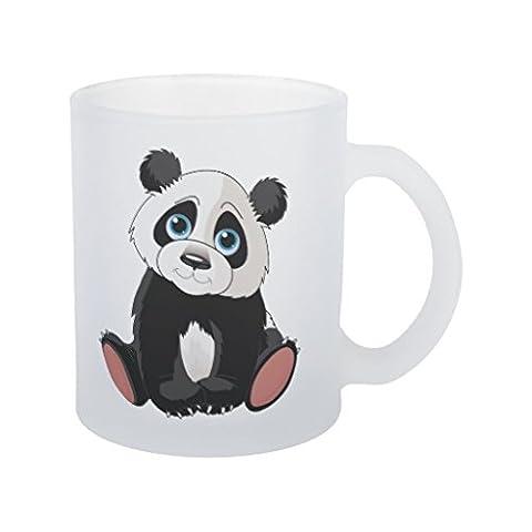 Funny Kaffee Tassen, für Frauen Panda Bär Milchglas Tasse Geschenke für chrimstas Einzigartige Presents Keramik Tasse 312