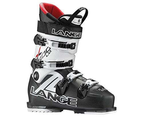 Dynastar-Lange RX 100 Chaussures de ski pour homme Transparent/noir/rouge