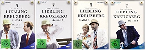 Staffel 1-4 Set (13 DVDs)