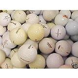 100 gebrauchte Golfbälle (Lakeballs, Markenbälle)