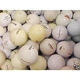 100 gebrauchte Golfbälle Lakeballs Crossgolfbälle