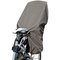 NICE n DRY 110, NICE n DRY Trockolino - Regenschutz für Fahrrad-Kindersitz schwarz - das Original!