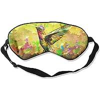 Sleep Eye Mask Colorful Bird Lightweight Soft Blindfold Adjustable Head Strap Eyeshade Travel Eyepatch E1 preisvergleich bei billige-tabletten.eu