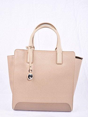 Armani Jeans borsa donna a mano shopping nuova originale beige