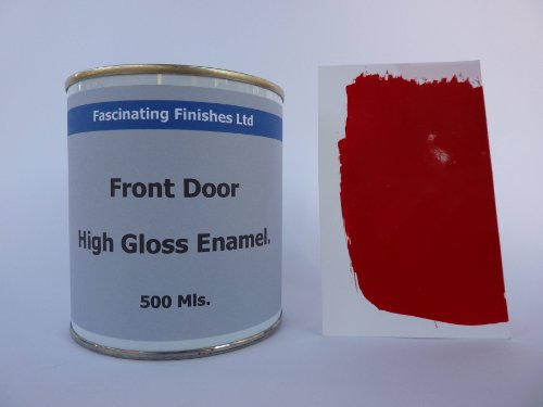 1-x-500ml-bright-red-high-gloss-front-garage-door-paint