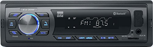 new Autoradio UKW, USB & SD