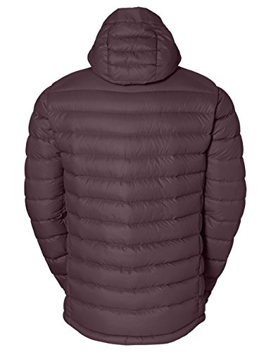Vaude Herren Kabru Hooded Jacket Ii Jacke raisin