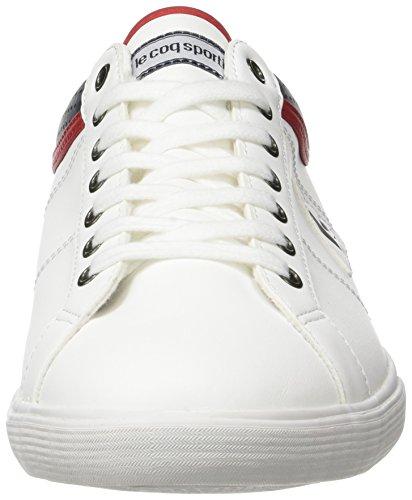 Le Coq Sportif Saint Dantin S Lea, Baskets Basses Homme Blanc (Optical White/  ...