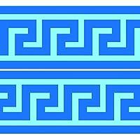 Bordüre Mäander Borte Tapetenbordüre Bordüren Borde Wandborde Griechenland