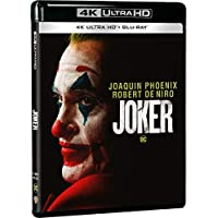 Joker Blu-Ray Uhd 4k