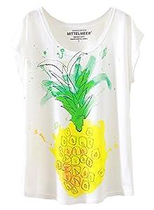 FUTURINO - Camiseta de manga