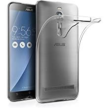 AICEK Coque ASUS ZenFone 2 ZE550ML ZE551ML, Etui Silicone Gel ASUS ZenFone 2  Housse 65451a78fff4