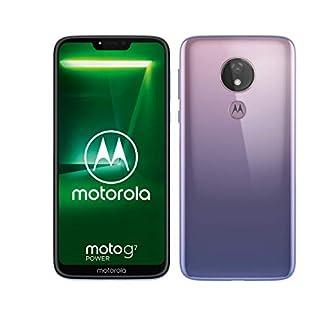 "Motorola Moto G7 Power, Smartphone Android 9.0, Display 6,2"", Camera da 12Mp, 4/64 GB, Dual Sim, Viola (Iced Violet Gradient) (B07N4S2SP3) | Amazon price tracker / tracking, Amazon price history charts, Amazon price watches, Amazon price drop alerts"